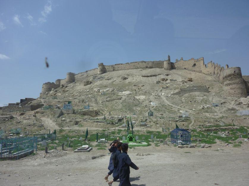 vue de Kaboul