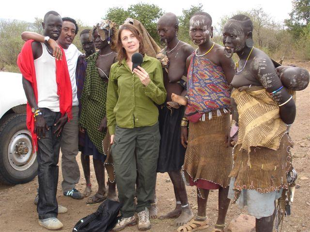 L'avenir des tribus nomades d'Ethiopie