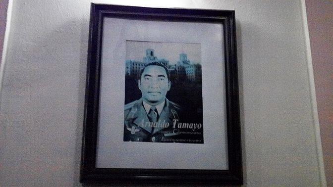 Le Général de brigade Arnaldo Tamayo Méndez, 1er astronaute cubain et 1er latino-américain dans le cosmos
