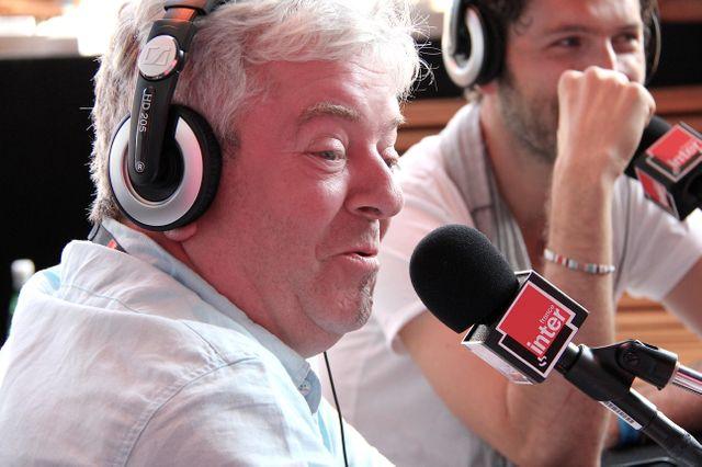 Bernard Chérèze, directeur de la programmation musicale de France Inter