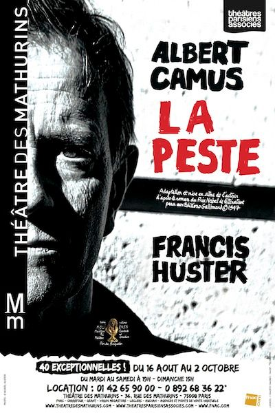 La Peste - Francis Huster