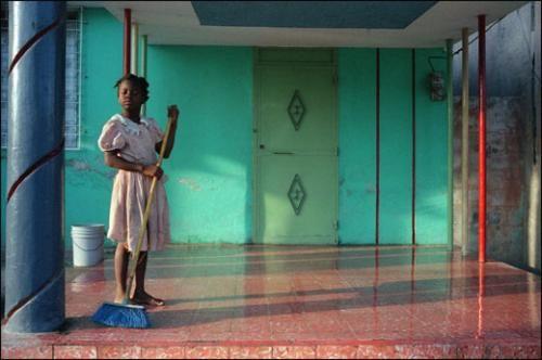 Les Gonaïves, Haïti, 2005.