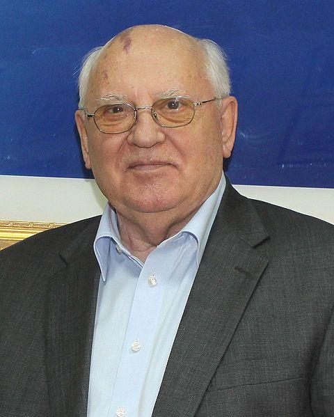 Mikhail Gorbatchev