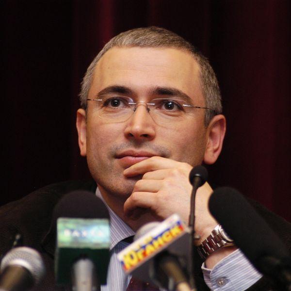 Mikhael Khodorkovsky