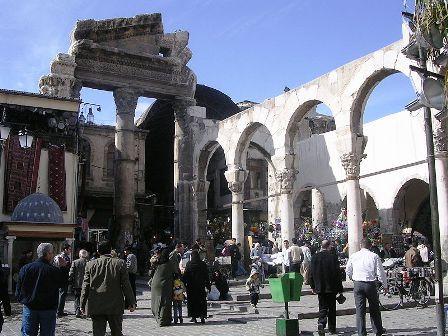 Arche romaine de Damas
