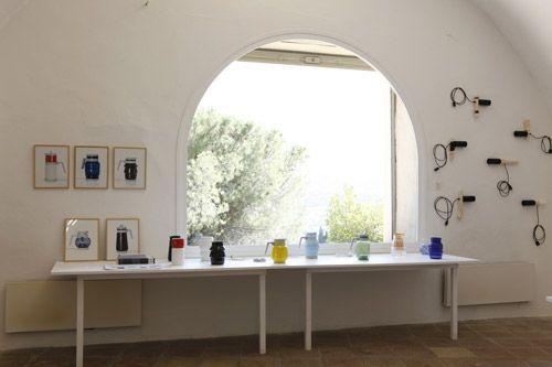 Installation à la Villa Noailles, Jean-Baptiste Fastrez, lauréat du Grand Prix ex-æquo (2011)