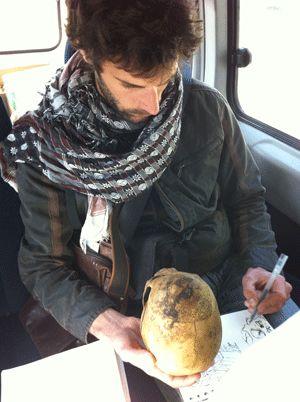 L'architecte archéologue Yves Ubelmann