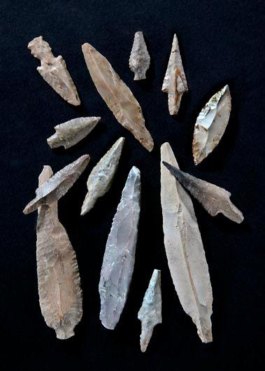 Neolithique - Tête au carré