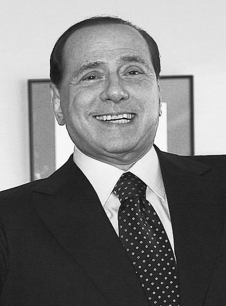 Silvio Berlusconi au Japon en 2008