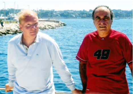 Ziad Takieddine et Brice Hortefeux