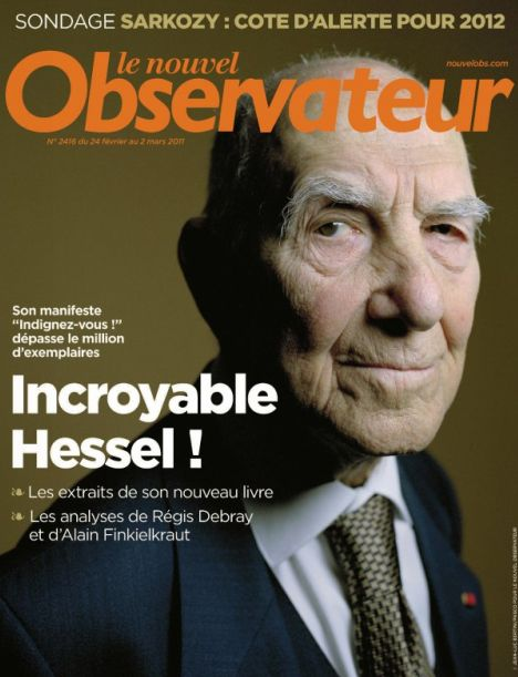Dossier spécial Stéphane Hessel