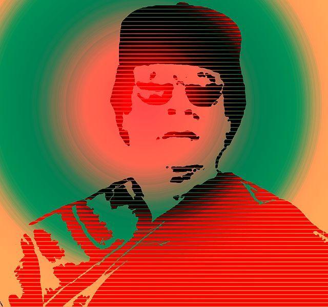 Mouammard Kadhafi