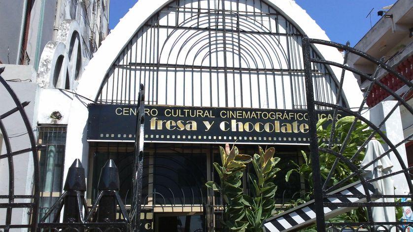 Centro cultural cinematográfica de La Havane