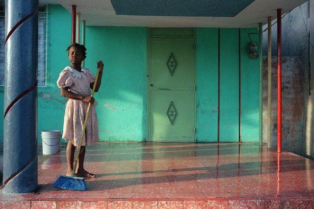 L'atelier de Jane Evelyn Atwood - Haïti, 2005 - 2007