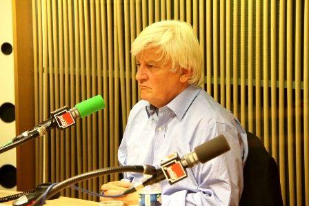 Jacques Perrin dans le studio 72