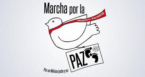Marcha por la paz mexico