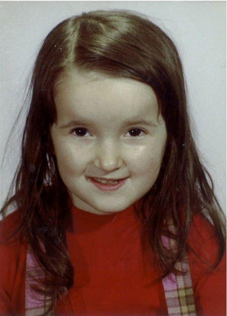 Anne Roumanoff enfant