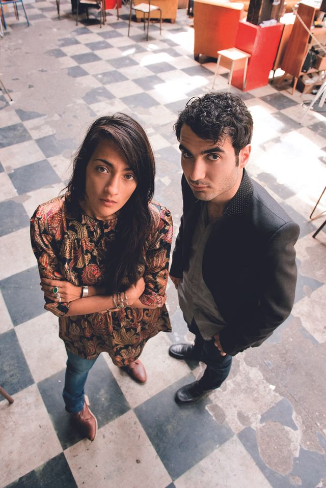 Hindi Zahra & Tigran Hamasyan