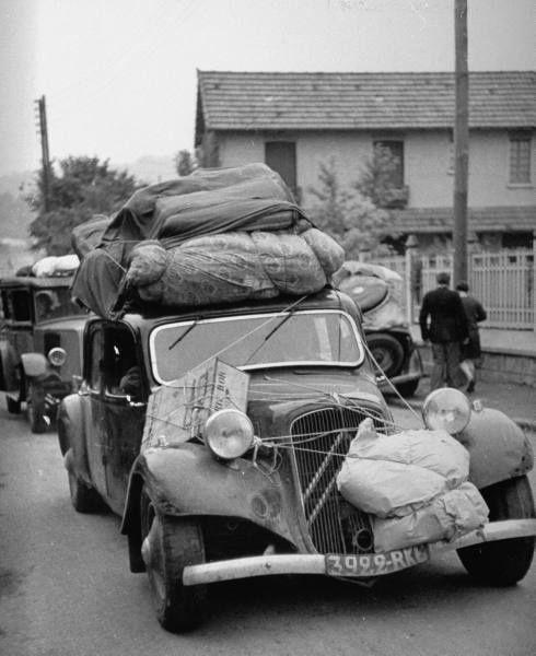 Exode juin 1940