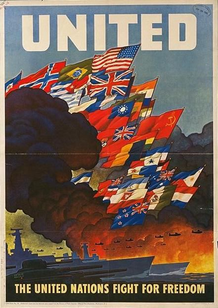 United Nations Fight For Freedom