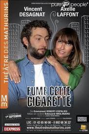 Fume cette cigarette