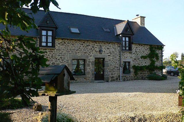 Maison d'hôtes en Bretagne