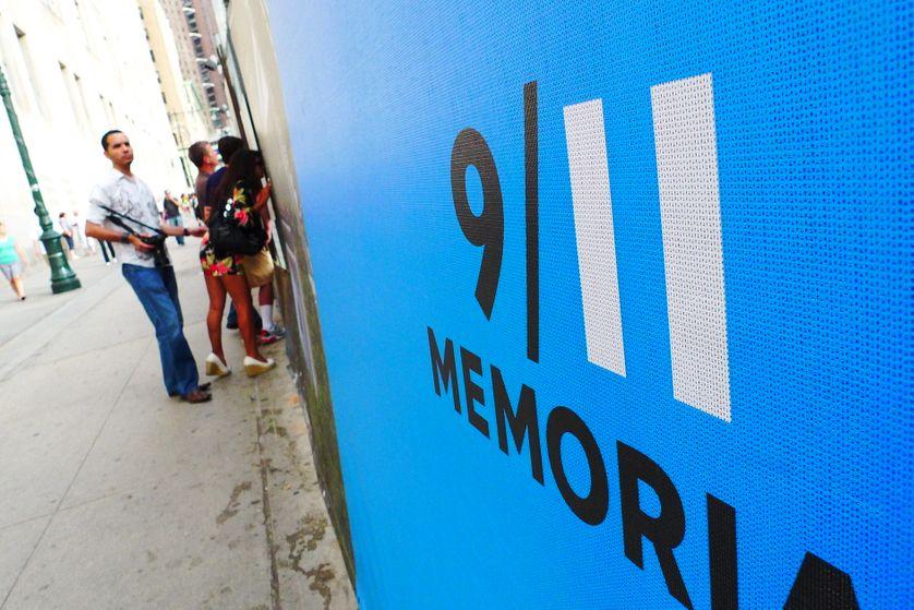 Mémorial du 11 septembre à New York