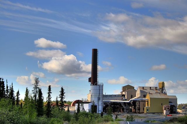 Mines au Canada