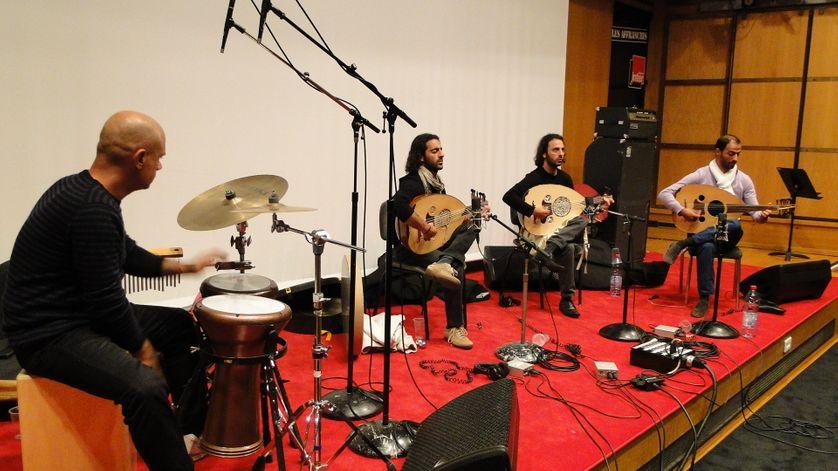 le trio Joubran 1