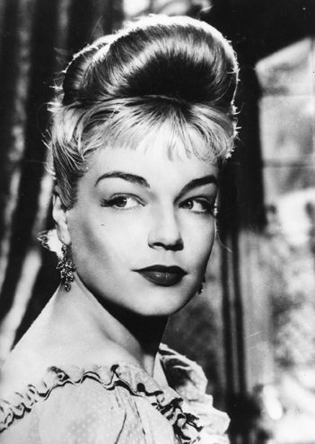Casque d'or - Simone Signoret