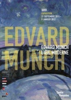 affiche Munch