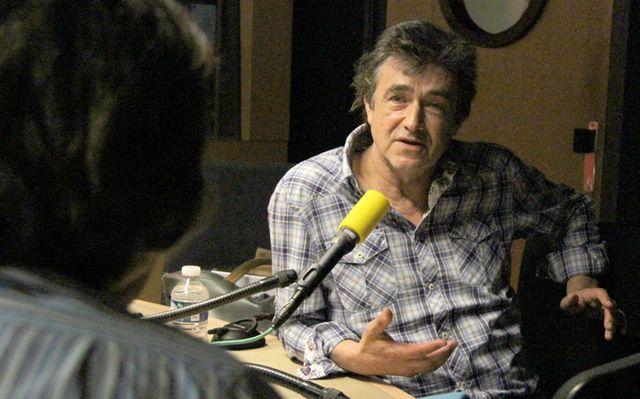Jean-Louis Murat et François Busnel