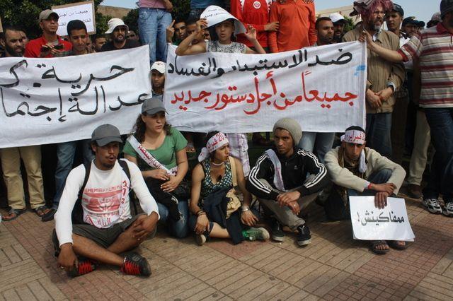La société civile marocaine unie derrière l'appel aux réformes