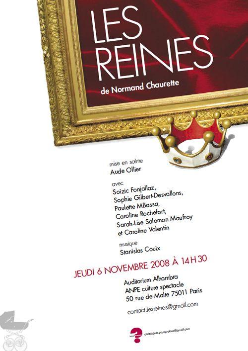 Les Reines - Aude Ollier