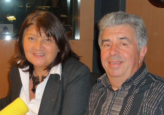 Claude et Lydia Bourguignon