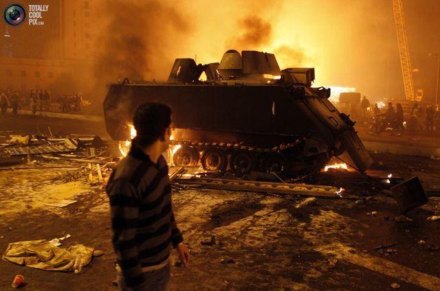 Révolution Egypte
