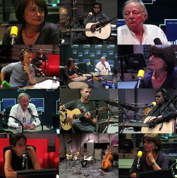 Le RDV 29/09/11 : C. MILLET, POL, GURRUMUL