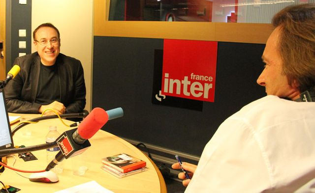 Jean-François Zygel et François Busnel
