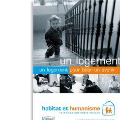 Habitat et Humanisme - Un logement pour bâtir un avenir