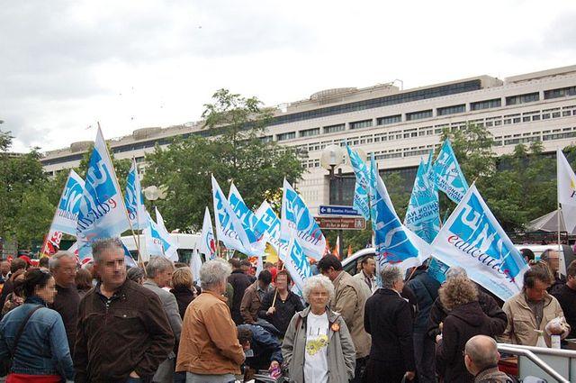 Manifestations enseignants education nationale