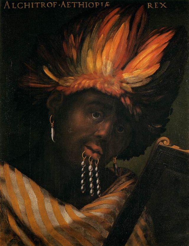 Alchitrof, empereur d'Ethiopie