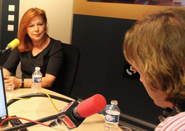 Lydie Salvayre et François Busnel