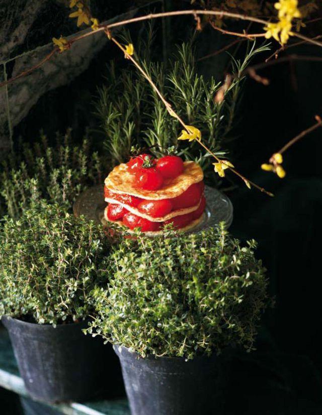 Tomates Omelette