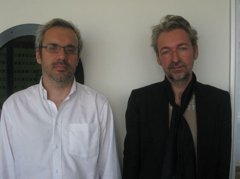 Eric Reinhardt, PhilippeVasset