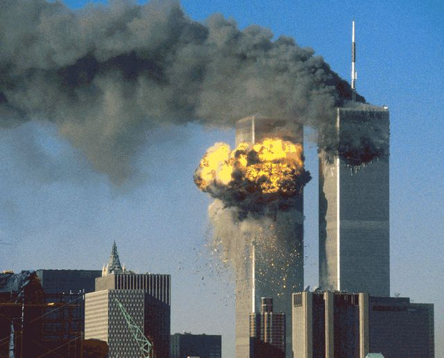 World Trade Center -11 septembre 2001