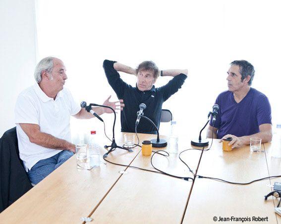 Souchon, Clerc, Le Forestier : conversation à trois