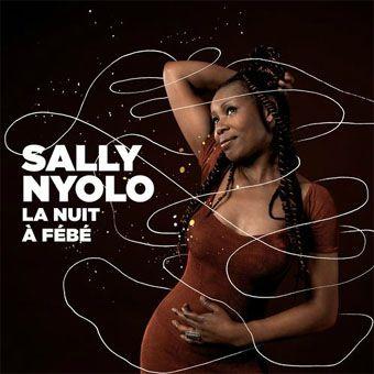 CD Sally Nyolo - La nuit à Fébé