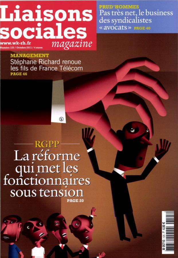 Liaisons sociales n°125  du 01 octobre 2011