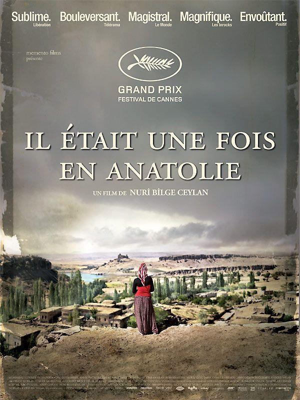 """Nuri Bilge Ceylan """"Il était une fois en Anatolie"""""""