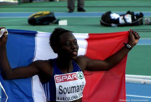 Myriam Soumaré Athlétisme 2010